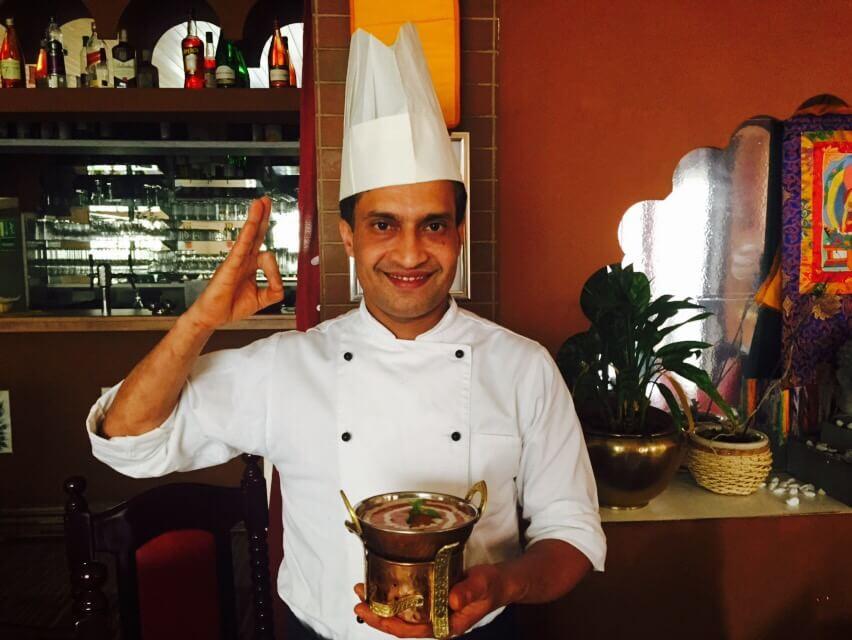 Restaurant nepalesisches