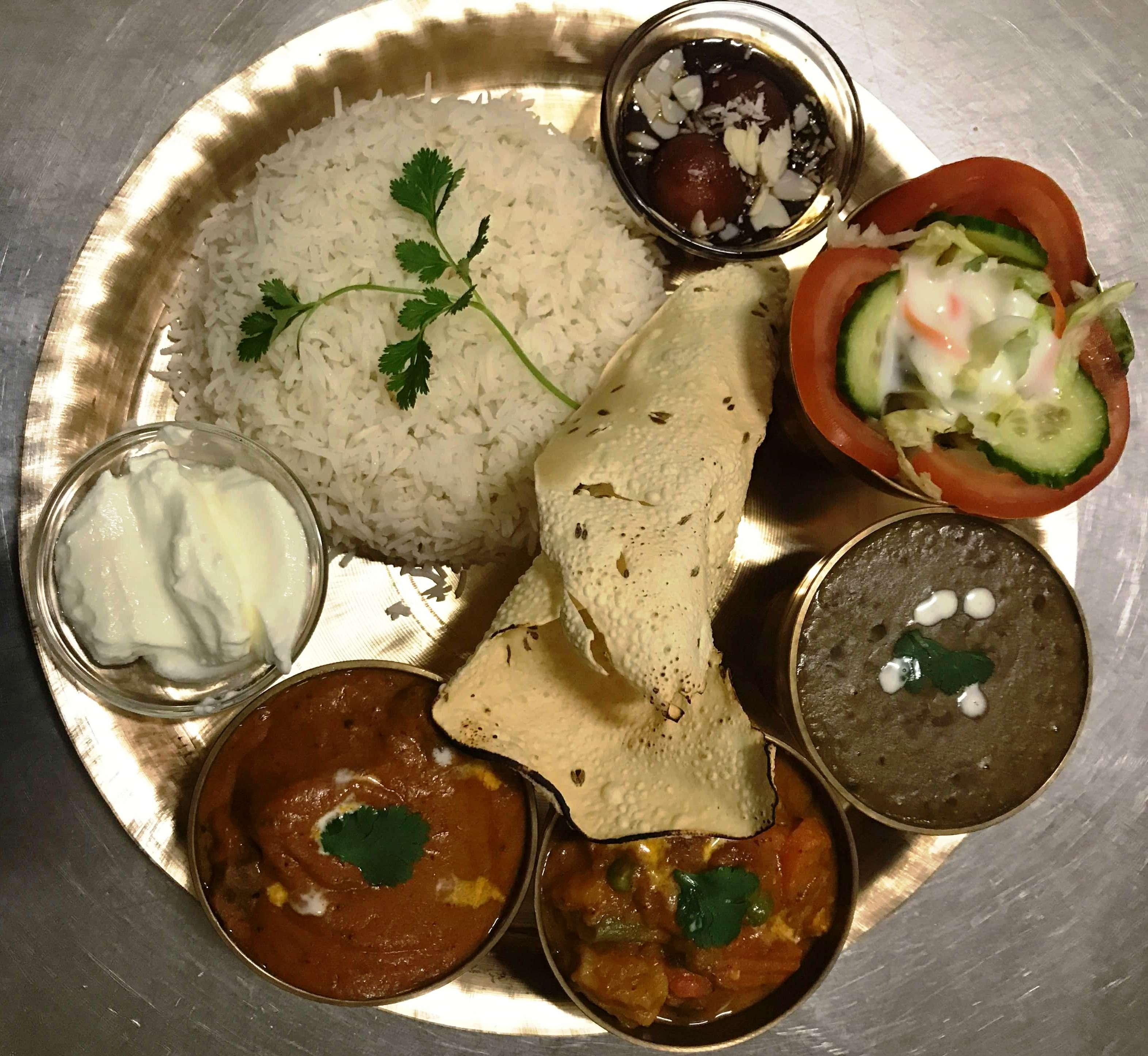 Ayurvedische Restaurant